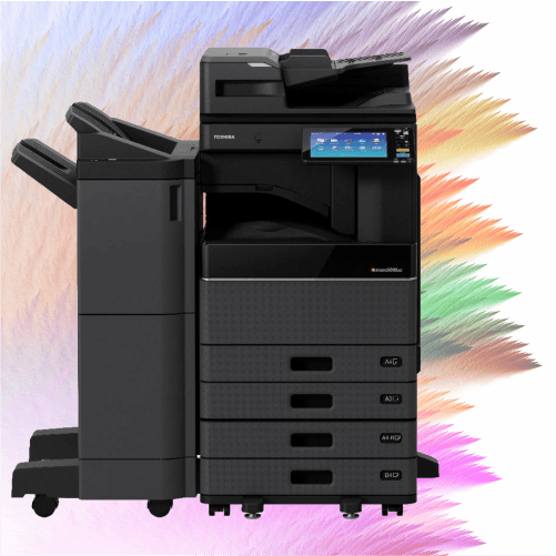 Toshiba copiers and printers